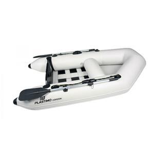 Beiboot Schlauchboot Horizon 260 S 2,6 m hellgrau