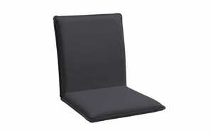 Sitzschale Nette in anthrazit