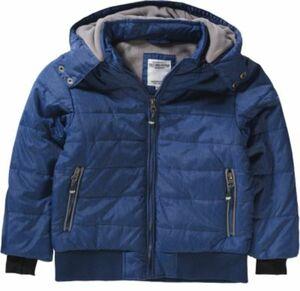 Winterjacke dunkelblau Gr. 92/98 Jungen Kleinkinder