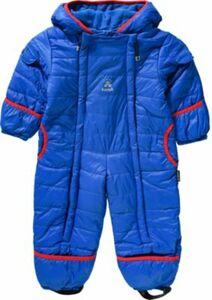 Baby Schneeanzug Topaz blau Gr. 56