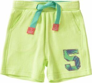 Baby Jerseyshorts grün Gr. 68 Jungen Baby