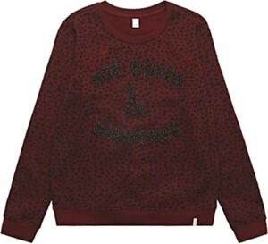 Sweatshirt bordeaux Gr. 152/158 Mädchen Kinder