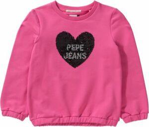 Sweatshirt BELLA pink Gr. 164 Mädchen Kinder