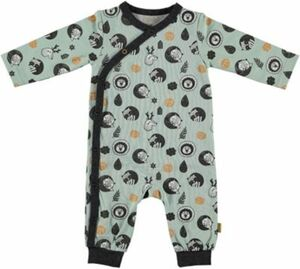 Baby Schlafanzüge mint Gr. 50 Jungen Baby