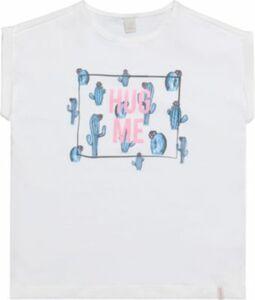 T-Shirt weiß Gr. 116/122 Mädchen Kinder