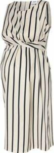 MLSHANNE S/L ABK WOVEN DRESS - Umstandskleider - weiblich weiß Gr. 40 Damen Kinder