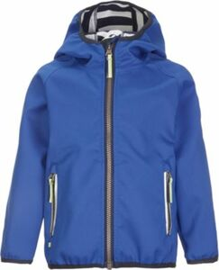 Kinder Softshelljacke BIBBY MINI royal Gr. 86/92