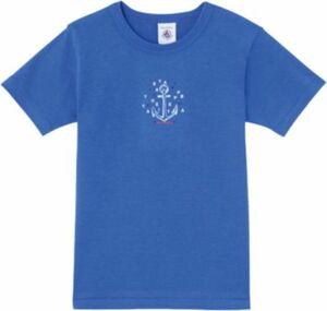 Unterhemd blau Gr. 98 Jungen Kleinkinder