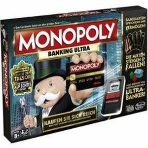 Monopoly: Banking Ultra