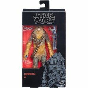 Star Wars - Black Series: Figur Chewbacca, ca. 15 cm (E2487)