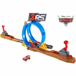 Disney Cars - Xtreme Racing, Crash-Looping