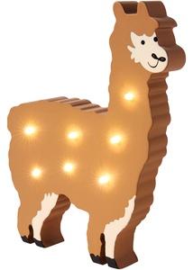 """LED-Deko """"Lama"""""""
