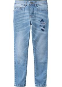 Jungen Jeans Slim Fit knöchellang