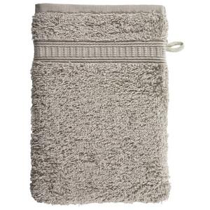 Waschhandschuh KRONBORG® de Luxe (16x21, stone)