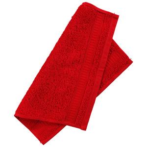 Waschlappen KRONBORG® de Luxe (30x30, rot)