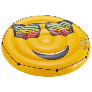 Badeinsel Emoji (Ø 173 cm)