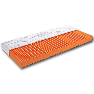 DREAMZONE™ Aloe Vera 7-Zonen-Komfortschaummatratze (80x200, H2)