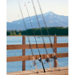 AllGear Fishing Spinn-Angel-Set