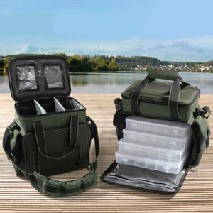 AllGear Fishing Angelzubehör-Tasche