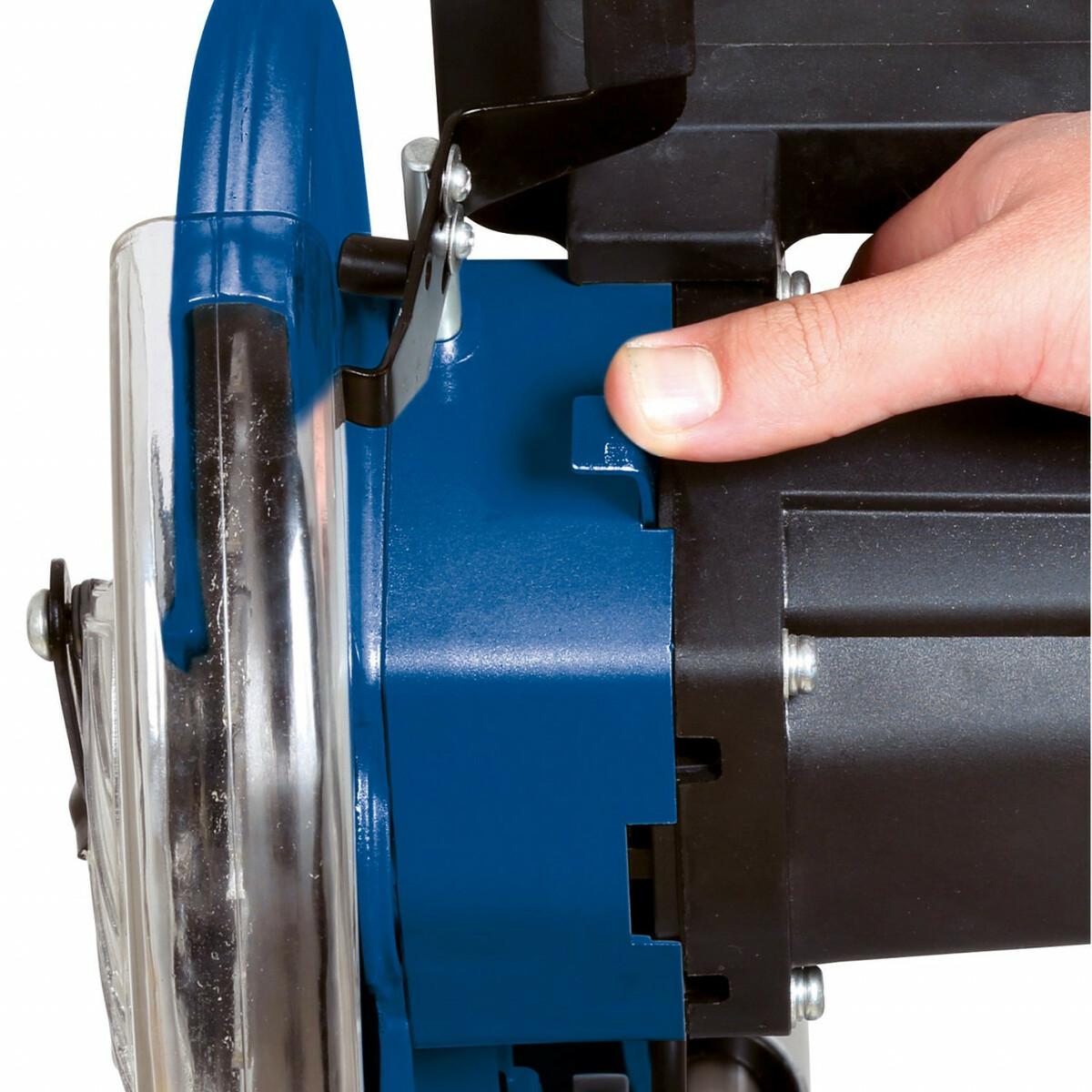 Bild 3 von Einhell Zug-Kapp Gehrungssäge mit Laser und Drehtisch