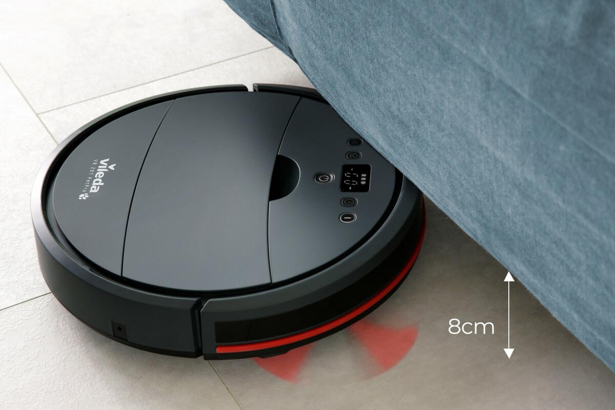 Bild 3 von Vileda VR 201 Saug-Roboter Pet Pro