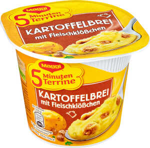 MAGGI  							5-Minuten-Terrine oder Asia Noodle Cup