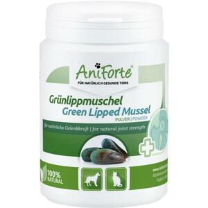 AniForte Grünlippmuschel-Pulver