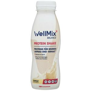 WellMix BALANCE Protein Shake 5.42 EUR/1 l