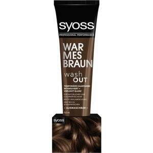 Syoss Washout Warmes Braun 3.33 EUR/100 ml