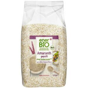 enerBiO Amaranth gepufft 1.19 EUR/100 g