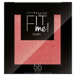 Maybelline New York Fit Me Blush 55 BERRY