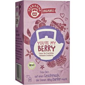 Teekanne Bio Früchtetee You´re My Berry 6.64 EUR/100 g