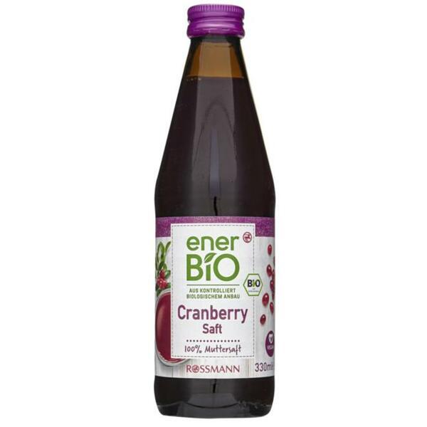 enerBiO Cranberrysaft 10.58 EUR/1 l