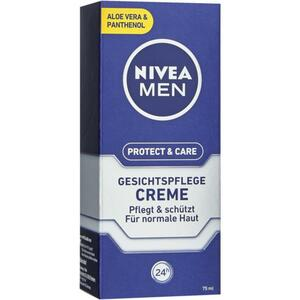 NIVEA MEN Protect & Care Gesichtspflege Creme 7.99 EUR/100 ml