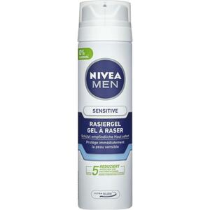 NIVEA MEN Rasiergel sensitive 1.40 EUR/100 ml
