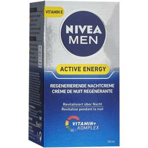 NIVEA MEN Active Energy regenerierende Nachtcreme 19.98 EUR/100 ml
