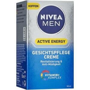 NIVEA MEN Active Energy Gesichtspflege Creme 15.98 EUR/100 ml