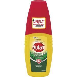 Autan protectionplus Insektenschutz Pumpspray