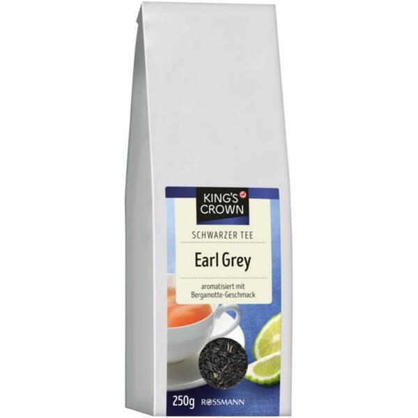 King´s Crown Schwarzer Tee Earl Grey 0.80 EUR/100 g