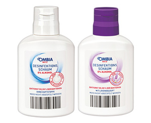 OMBIA MED Desinfektionsschaum