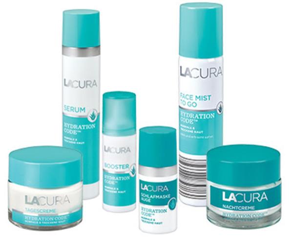 LACURA Hydration Code™ Gesichtspflege