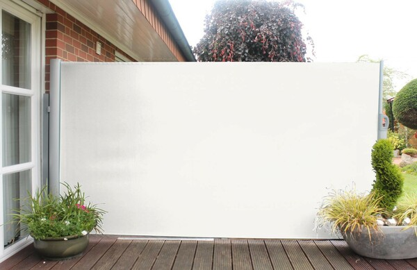 LECO - Seitenmarkise, Farbe: natur