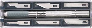kwb Bastel-Messer-Set 7-teilig