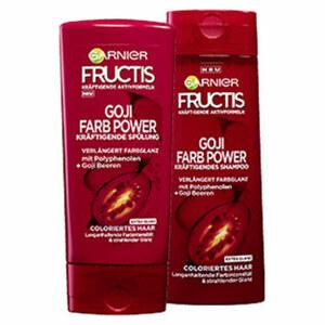 Fructis Shampoo oder Spülung jede 250/200-ml-Flasche