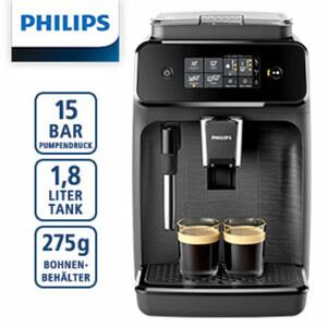 Kaffeevollautomat EP 1220/00 · aromatischer Kaffee ab der ersten Tasse dank des intelligenten Brühverfahrens · 20.000 Tassen anhaltende Leistung dank Keramik-Scheibenmahlwerk · 12 Mahlgradeinstel