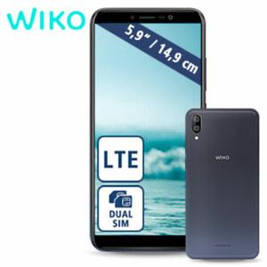 Smartphone Y80 · HD+-Display · Dual-Rückkamera (13+2 MP) · Frontkamera (5 MP) · 2-GB-RAM, 16-GB-interner-Speicher · microSD™-Slot bis zu 128 GB · 1 x microSIM + 1 x nanoSIM · Android™ 9.0