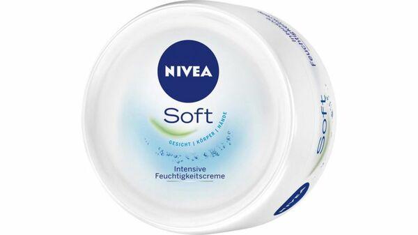 NIVEA Soft Tiegel