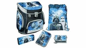 Scooli CAMPUS FIT Schulranzen-Set 5teilig  Star Wars