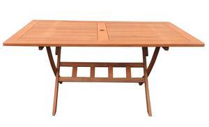 Grasekamp Gartentisch 160x90cm Klapptisch Balkontisch Tisch Santos