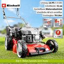 Bild 1 von Einhell RED Benzin-Rasenmäher GC-PM 46 HW-SE